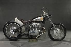 honda cb500 chopper moto motorcycle rocket rocket mc