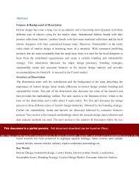 research design thesis example interior design dissertation