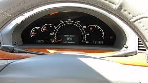 mercedes benz w220 bas esp airmatic warning or alarm simple fix