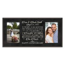 15 year anniversary gift ideas for him 15 years https www etsy listing 229548136 personalized 15th