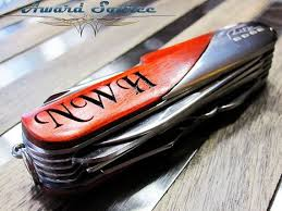personalized swiss army knife s day gift for him personalized swiss pocket knife
