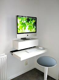 Floating Wall Desk Articles With Float Wall Desk Tag Wondrous Float Wall Desk Desk