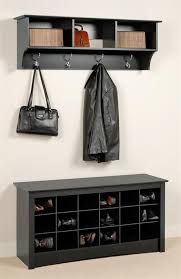 Shoe Storage Bench Amazon Militariart Bench Foyer Storage Bench And Coat Rack Entryway Hanger Narrow