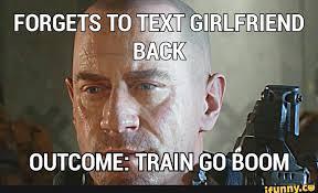 Boom Meme - train go boom outcome train go boom know your meme