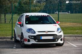 File White Fiat Punto Evo Abarth 2013 Jpg Wikimedia Commons
