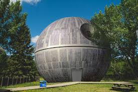 Dome House For Sale Path U0026 Post Lists Death Star For Sale North Metro Atlanta Real