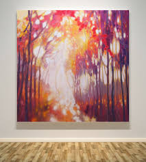Seeking Painting Original Painting Seeking The Light A Large Abstract