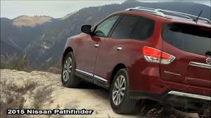 toyota highlander vs nissan pathfinder 2015 nissan pathfinder vs 2015 toyota highlander u0026 design youtube