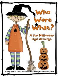 halloween logic puzzle logic puzzles fun challenges and math