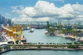 Singapore s Tuas Port to pete Regionally Port Technology