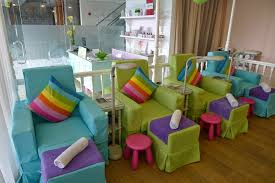 make me blush nail spa and beauty lounge tina villa
