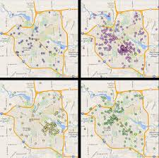 Map Of Ann Arbor The Ann Arbor Chronicle Christopher Taylor