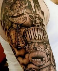 gangsta tattoo photo tattoo designs