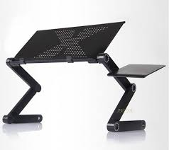 portable sofa table multi functional ergonomic mobile laptop table stand for bed