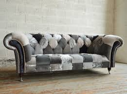 Patchwork Chesterfield - ordinary chesterfield sofa patchwork 5 ghost walton patchwork