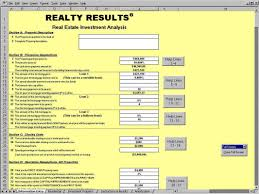 Mortgage Spreadsheet Template Duplex Mortgage Calculator Real Estate Investing Software Free