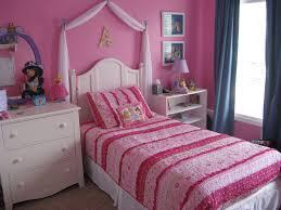 bedroom cinderella bedroom with purple comfort bed near brown