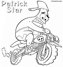 patrick star coloring pages coloring pages to download and print