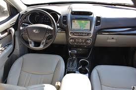 Kia Sorento 2015 Interior Transformed 2014 Kia Sorento Sx U2013 Limited Slip Blog