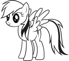 real pony coloring pages cute my little pony coloring pages rainbow dash bestappsforkids com