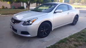 nissan altima coupe 2013 maganaflow on 2012 nissan altima coupe 2 5s youtube