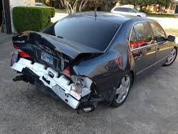 lexus salvage yard dallas totaled my ultra pics and it still brought decent clublexus