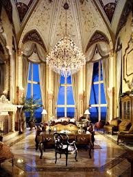 Luxurious Interior by Emphasis The Main Focal Point Of This Room Is The Chandelier It