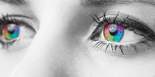 what does your eye color say about you njoy vision