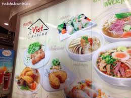cuisine viet เมน ต างๆ ร ปภาพร าน viet cuisine เว ยต ค ซ น ใน อ สามพราน
