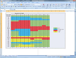 Spreadsheet Microsoft Excel Link Excel And Autocad Without Ole And Win At The Blackjack Tables
