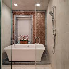 bathroom walk in shower ideas master bathroom walkin shower no door white round wall mounted