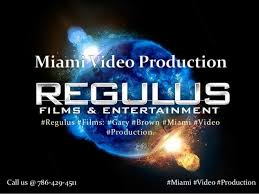 miami production regulus production company miami
