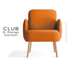 fauteuil club couleur fauteuil club assise et dossier garnis de mousse habillage cuir