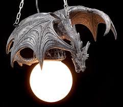 large dragon lamp ceiling lamp www figuren shop de