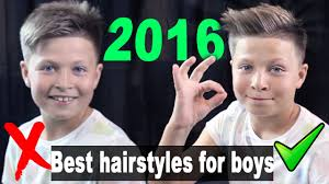 hairstyles for boys 10 12 best hairstyles for boys 2017 quiff hairstyle back to school