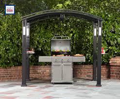 Outdoor Barbecue Triyae Com U003d Gazebo Backyard Bbq Various Design Inspiration For
