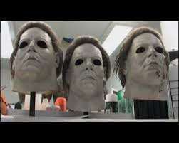 halloween the many masks of michael myers youtube