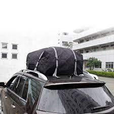 porta pacchi per auto kkmoon tetto impermeabile carico superiore borsa espandibile