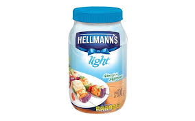 hellmans light mayo nutrition hellmans light mayonnaise dressing packaging dressing sauce