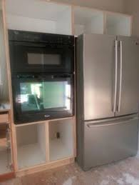 build wall oven cabinet wall oven cabinet simple cabinet for kitchen image of metal kitchen