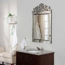 Wide Mirrored Bathroom Cabinet Lighted Medicine Cabinets Recessed Black Framed Medicine Cabinet