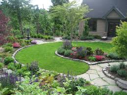 astounding pictures of landscaped front yards images design