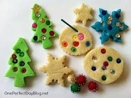 play dough with cookie cutters