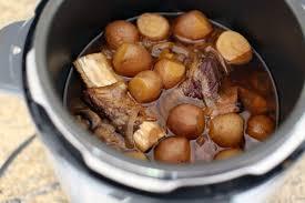 pressure cooker short ribs