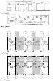 Row House In Sumiyoshi - extraordinary azuma house plan ideas best inspiration home