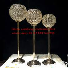 Wedding Candle Centerpieces Compare Prices On Gold Candle Centerpieces Online Shopping Buy