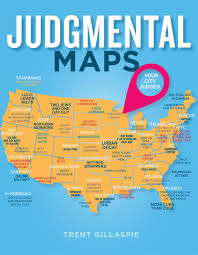 Minneapolis Zip Code Map by Judgmental Maps Your City Judged Trent Gillaspie