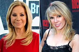 kathie lee gives ramona singer some sound life advice the daily dish