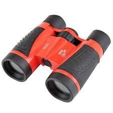 edu science 5x30 binoculars blue toys