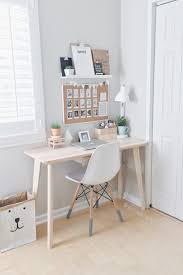 this is a really pretty workspace and would be great for doing